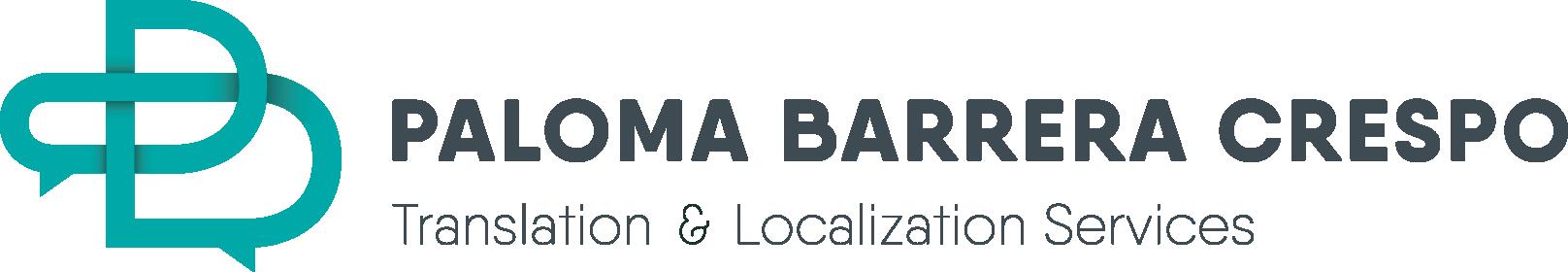 Paloma Barrera Crespo | Translation & Localization Services